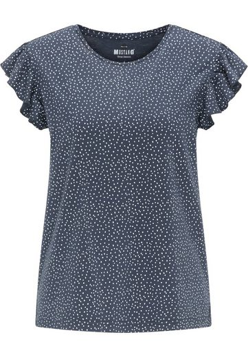 MUSTANG T-Shirt »Alina UB Ruffle«