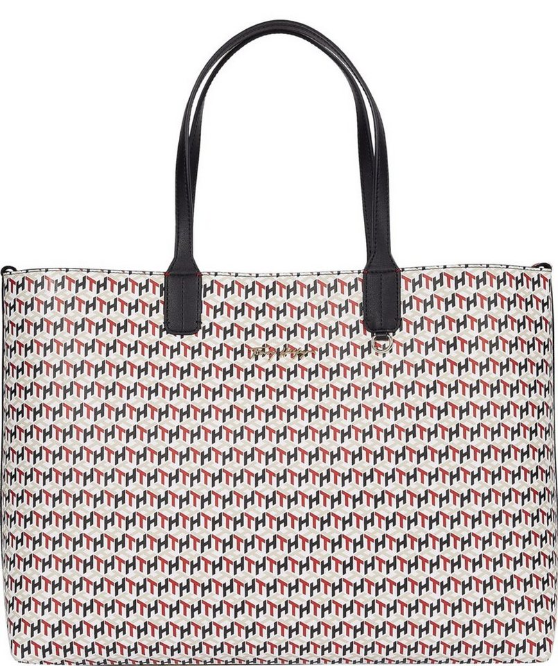 tommy hilfiger -  Shopper »Iconic Tote-Bag«, mit herausnehmbarer Innentasche
