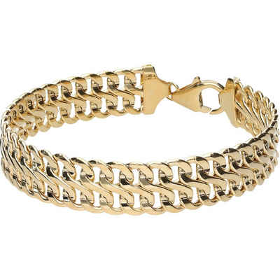Luigi Merano Armband »Fantasiekette, Gold 585«