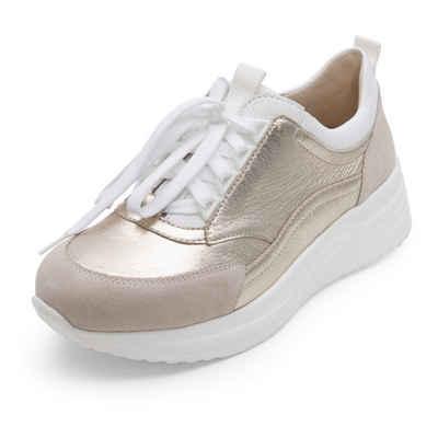 vitaform »Damen Sneaker Hirschleder & Veloursleder Soft« Sneaker