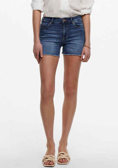 Only Jeansshorts »ONLBLUSH LIFE RAW«