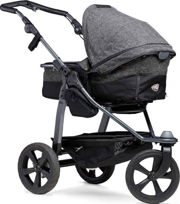 tfk Kombi-Kinderwagen »mono«, Luftkammer-Reifen; Kinderwagen