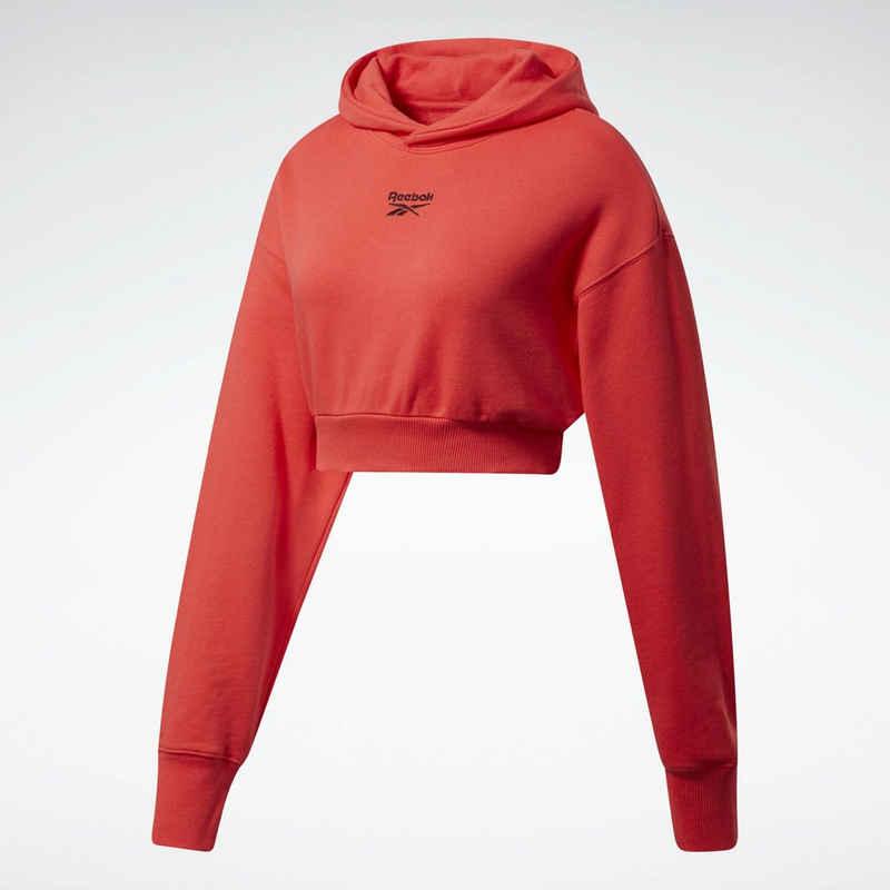 Reebok Classic Sweatshirt »Classics Cropped Heavyweight French Terry Hoodie«