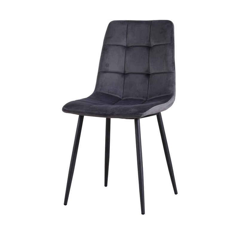 HTI-Living Esszimmerstuhl »Stuhl Mesa Velvet« (Einzelstuhl, 1 Stück)