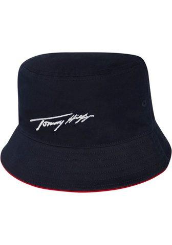 TOMMY HILFIGER Fischerhut TH SIGNATURE BUCKET hat