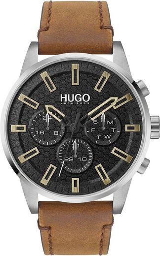HUGO Multifunktionsuhr »#SEEK, 1530150«