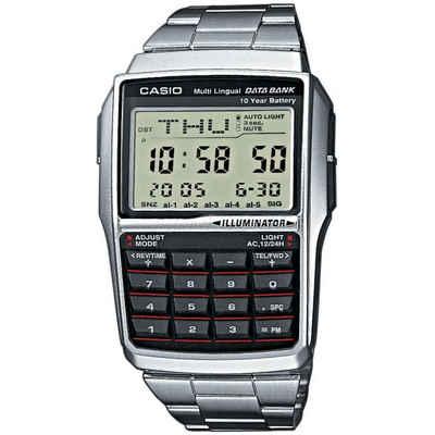 CASIO Digitaluhr »Armbanduhr Taschenrechner-Uhr Kalkulator«