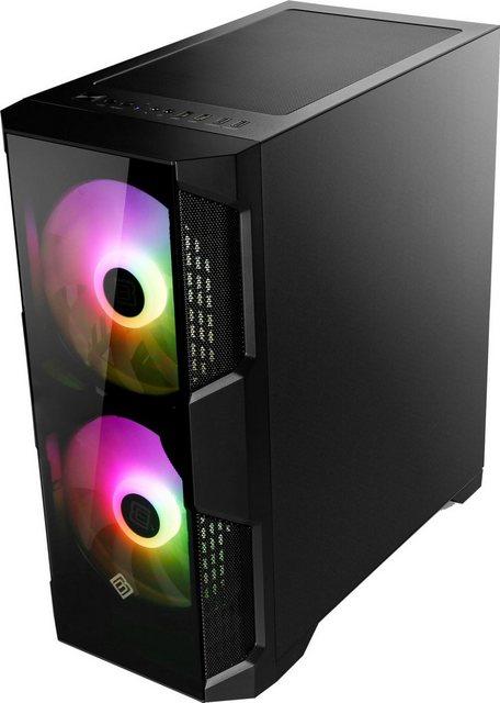CSL HydroX L8112 Wasserkühlung Gaming-PC AMD Ryzen 5 Ryzen 5 3600, 16 GB RAM, 1000 GB SSD, Wasserkühlung