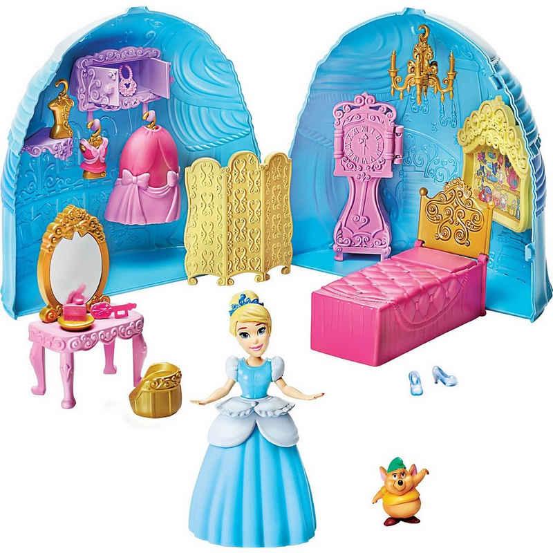 Hasbro Anziehpuppe »Disney Prinzessin Styling Überraschung Cinderellas«