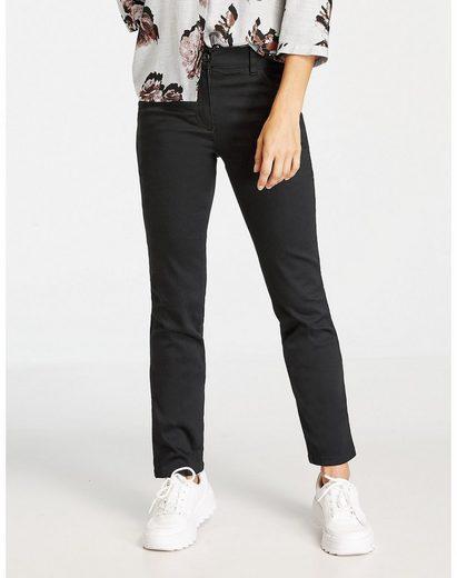 GERRY WEBER Stretch-Jeans »5-Pocket Hose mit Stretchkomfort« (1-tlg) 5-Pocket