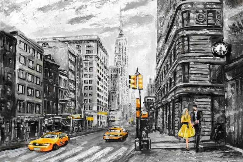 queence Leinwandbild »New York«