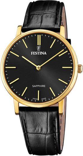 Festina Schweizer Uhr »Festina Swiss Made, F20016/3«