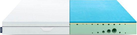 Kaltschaummatratze »Emma One«, Emma, 18 cm hoch, Testsieger von Stiftung Warentest »GUT (1,7)« 10/2019, getestet in Größe 90x200 cm, hart*