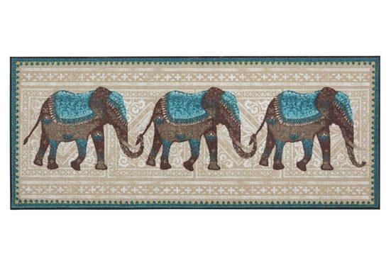 Fußmatte Elefant, waschbar