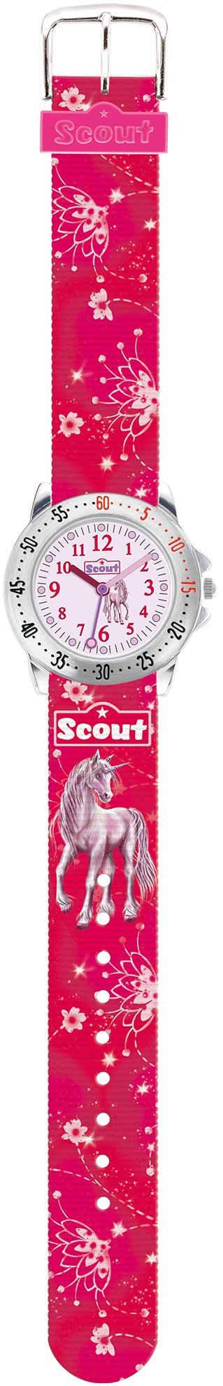 Scout Quarzuhr »Achtion Girls, 280378007«