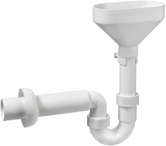 CORNAT Röhren-Geruchverschluss Tropfwasser