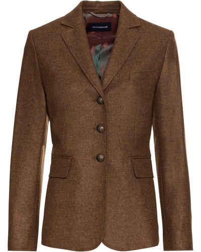 Highmoor Kurzjacke »Tweed-Blazer«
