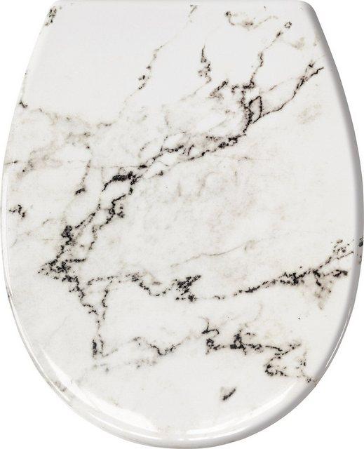 WCs und Zubehör - Kleine Wolke WC Sitz »Marble«  - Onlineshop OTTO