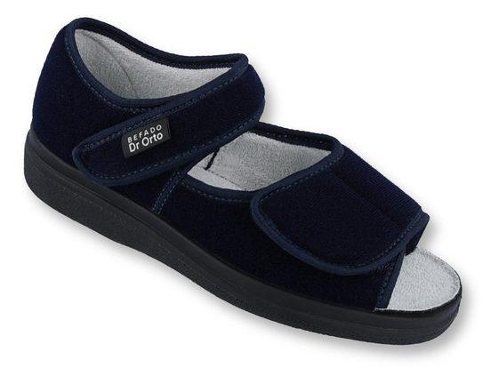 Dr. Orto »Medizinische Sandalen für Herren« Spezialschuh Gesundheitsschuhe, Präventivschuhe, Diabetikerschuhe, Verbandschuhe
