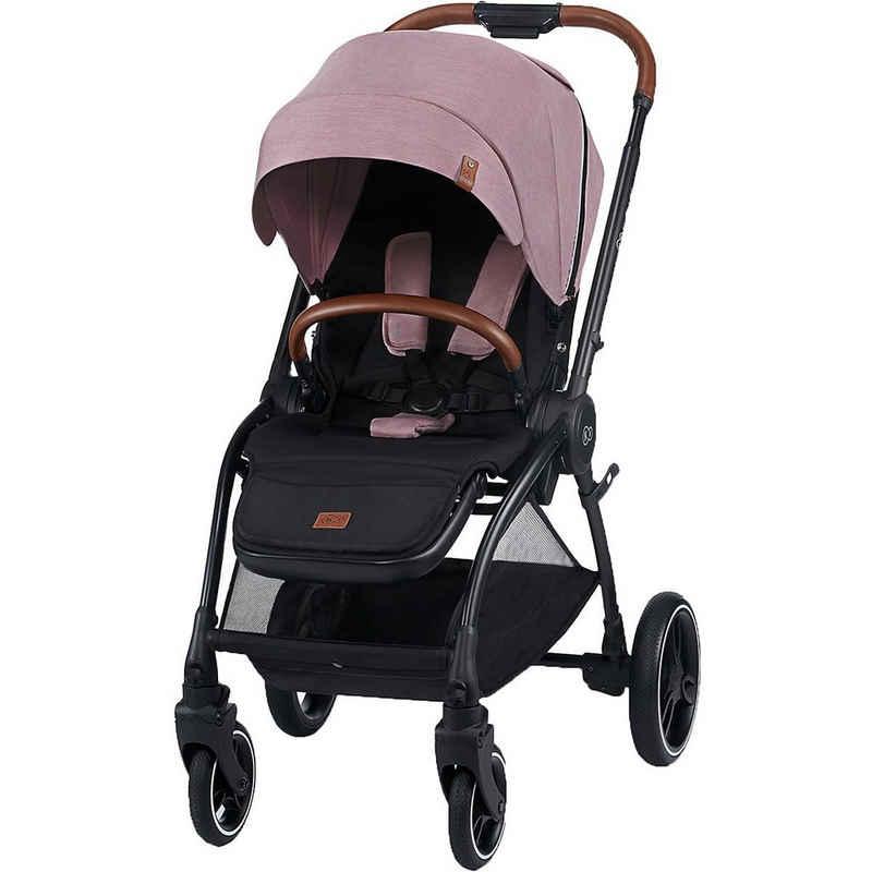 Kinderkraft Kombi-Kinderwagen »Kombi-Kinderwagen EVOLUTION COCOON 2in1, grau«