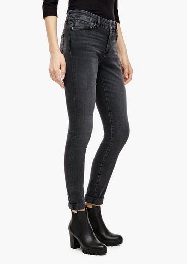 s.Oliver 5-Pocket-Jeans »Hose«