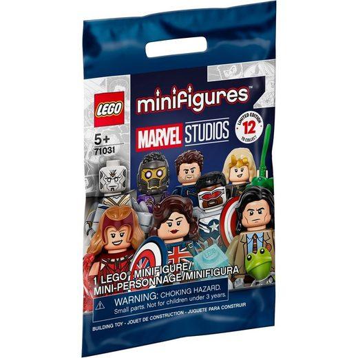 LEGO® Konstruktionsspielsteine »LEGO® Minifigures 71031 LEGO® Minifiguren Marvel Studios«