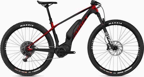 Ghost E-Bike »HYBRIDE Lector S6.7+ LC«, 12 Gang SRAM X01 Eagle 12-S Schaltwerk, Kettenschaltung, 250 W