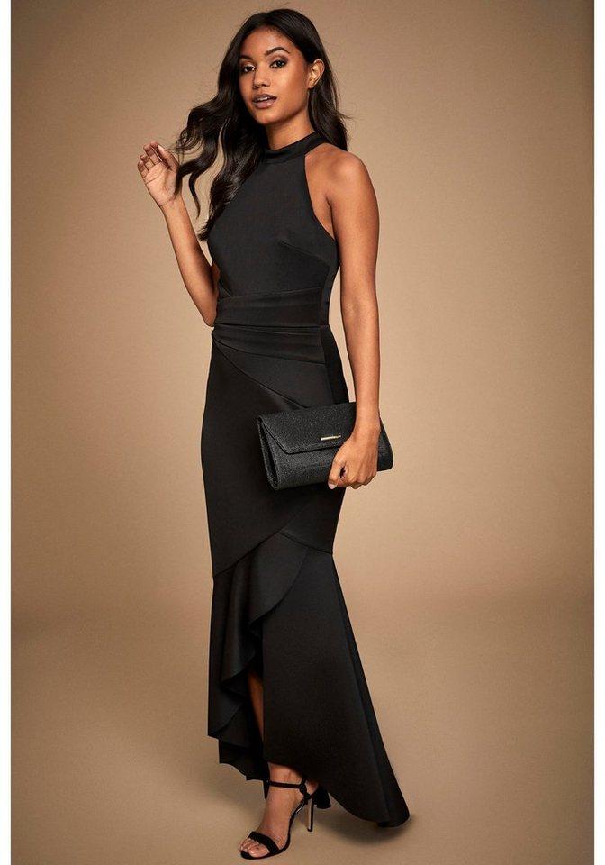 Festtagsmode - LIPSY Abendkleid mit Volants NEUE KOLLEKTION ›  - Onlineshop OTTO