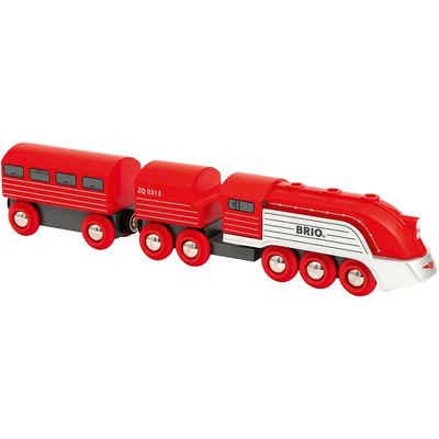 BRIO® Spielzeug-Eisenbahn »Highspeed-Dampfzug«