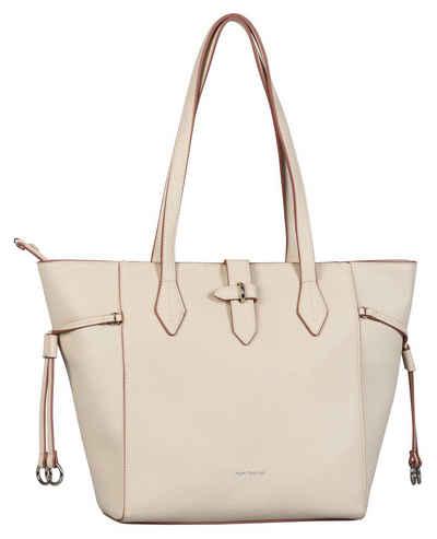TOM TAILOR Shopper »Jasmin«, In schickem Design