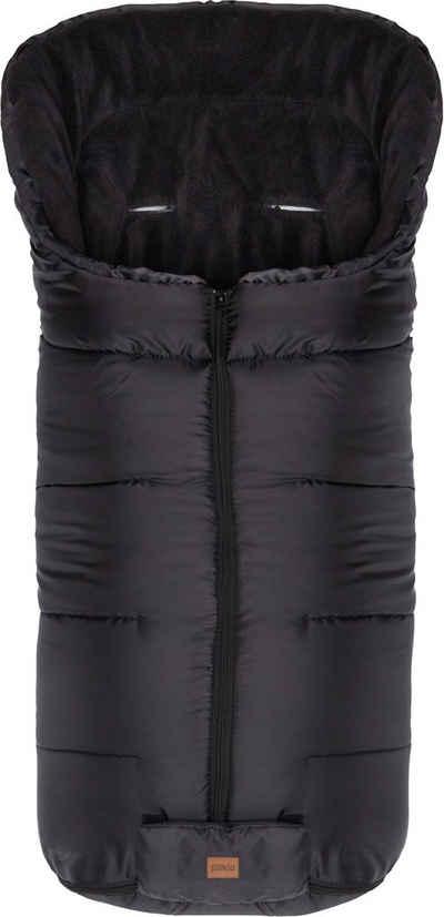 Fillikid Fußsack »Eco Big Winterfußsack, schwarz«