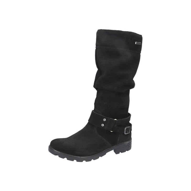 Ricosta »Riana WMS Schuh Weiten Mess System, Weite: Mittel« Reißverschlussstiefel mit TEX-Ausstattung und Warmfutter