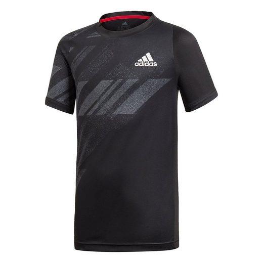 adidas Performance T-Shirt »BOYS FREELIFT PRINTED TENNIS T-SHIRT«