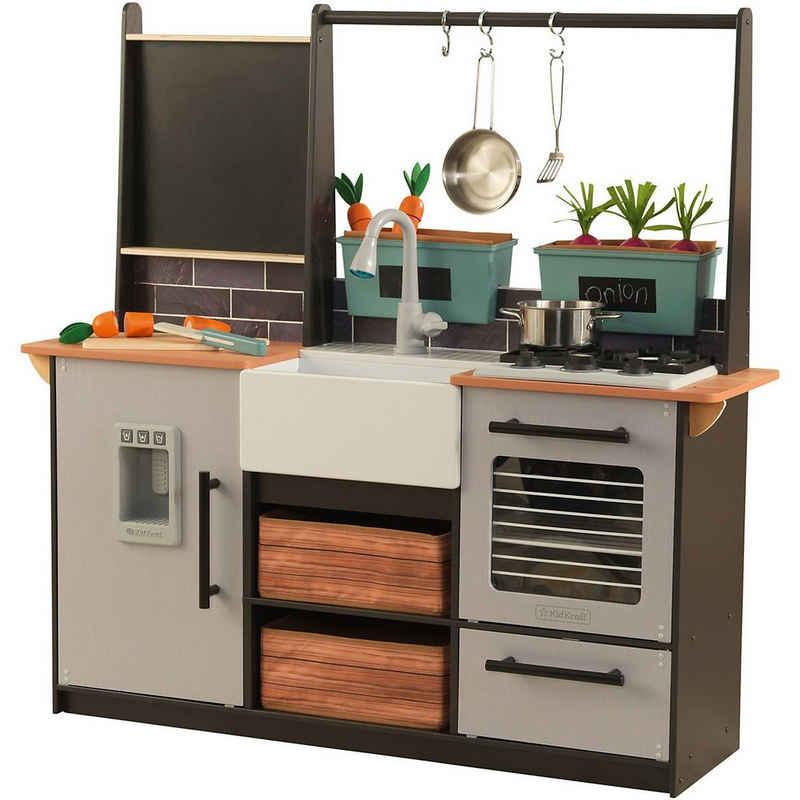 KidKraft® Spielküche »Kleine Gärtner Spielküche mit EZ Kraft Assembly™«