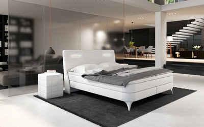 Sofa Dreams Boxspringbett »Evo«, Evo