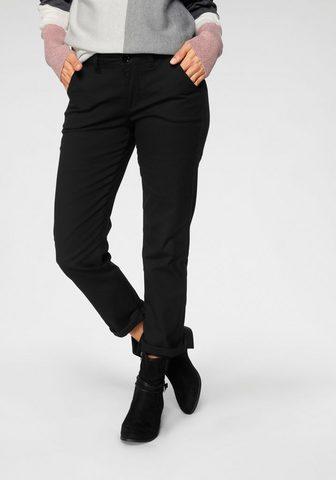 Boysen's 7/8 ilgio kelnės su madingas Seitenstr...
