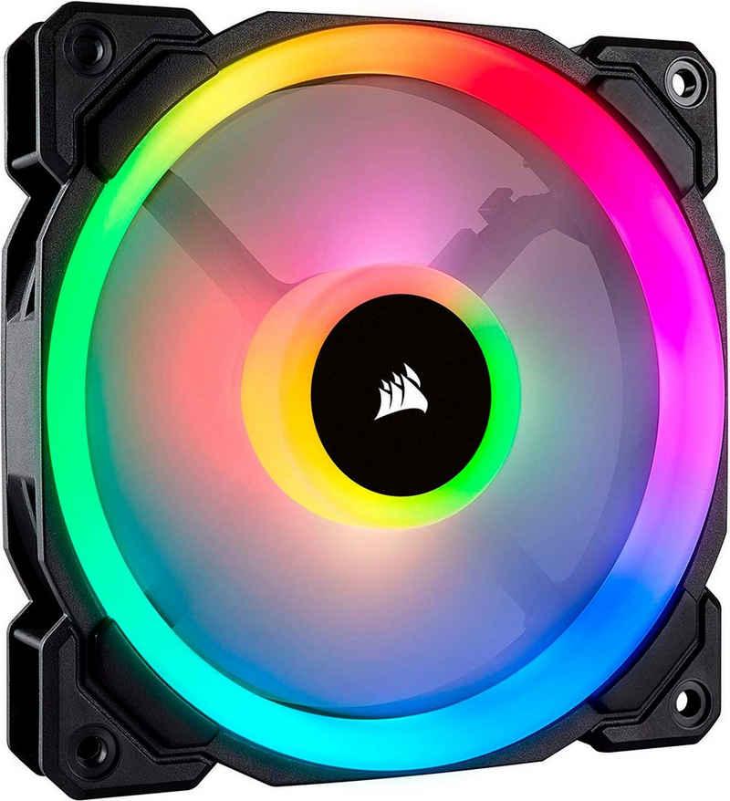 Corsair Gehäuselüfter »Corsair LL120 RGB LED PWM PC-Gehäuselüfter«