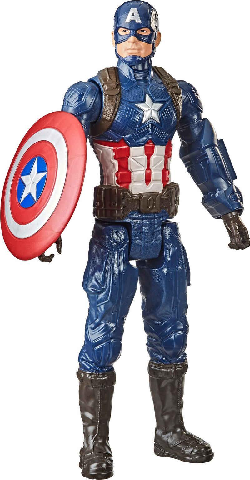 Hasbro Actionfigur »Marvel Avengers Titan Hero Captain America«
