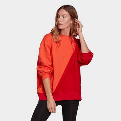 adidas Originals Sweatshirt »ADICOLOR SLICED TREFOIL«