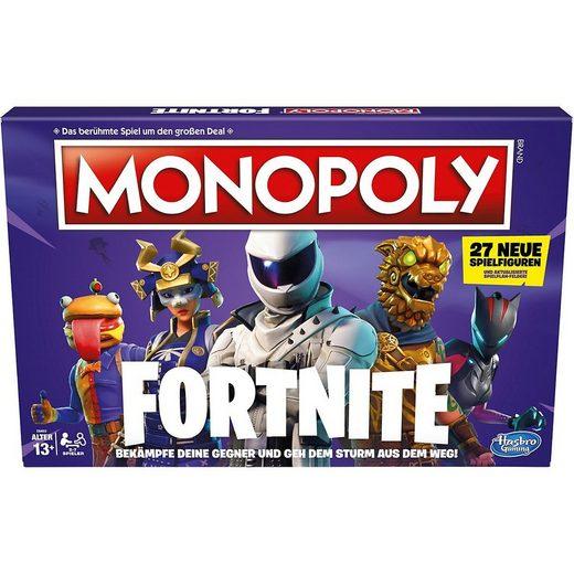 Hasbro Spiel, »Monopoly Fortnite«