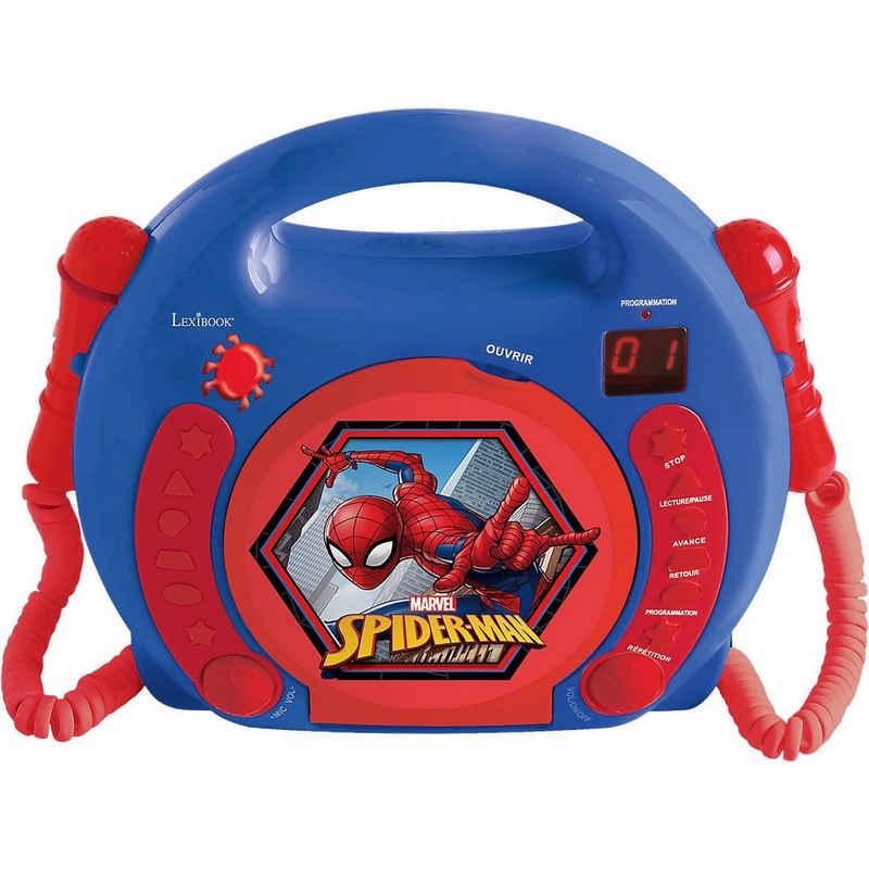 Lexibook® »Die Eiskönigin Kinder CD Player mit 2 Mikrofonen« CD-Player
