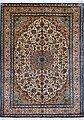 Seidenteppich »Kashan 999x9«, Kayoom, rechteckig, Höhe 10 mm, Einzelstück mit Zertifikat, Bild 2