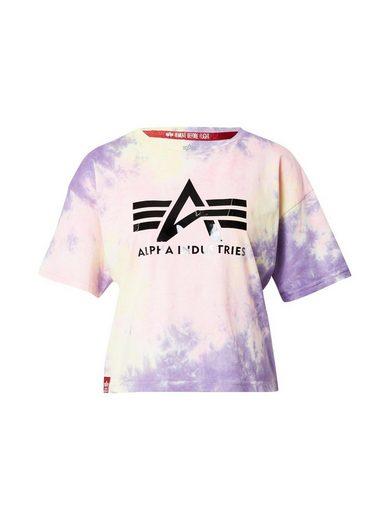 Alpha Industries T-Shirt »Big A« (1-tlg)
