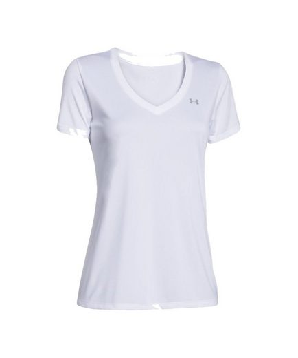 Under Armour® Laufshirt »Tech V-Neck T-Shirt Damen«