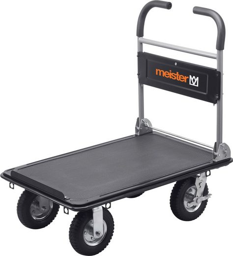 MEISTER Transportwagen »super cross-over«, 300 kg