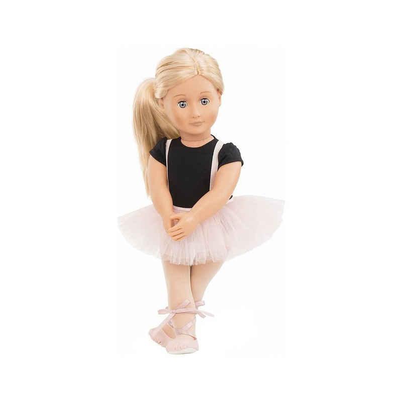 Our Generation Anziehpuppe »Puppe Ballerina Violet Anna 46cm«