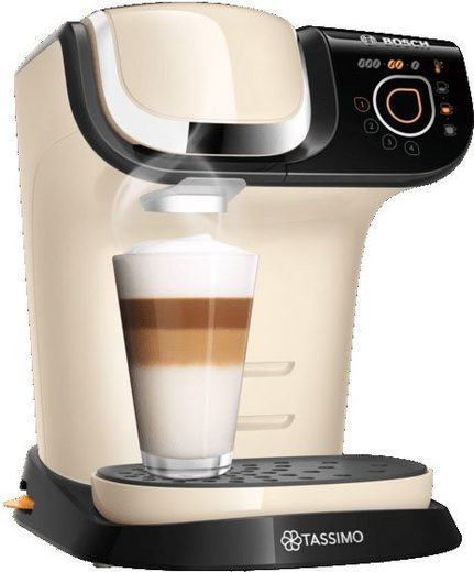 TASSIMO Kapselmaschine MY WAY 2 WTAS6507