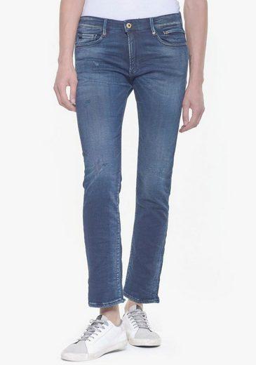 Le Temps Des Cerises Straight-Jeans »JOGG« in angehmer Jogg-Denim-Qualität