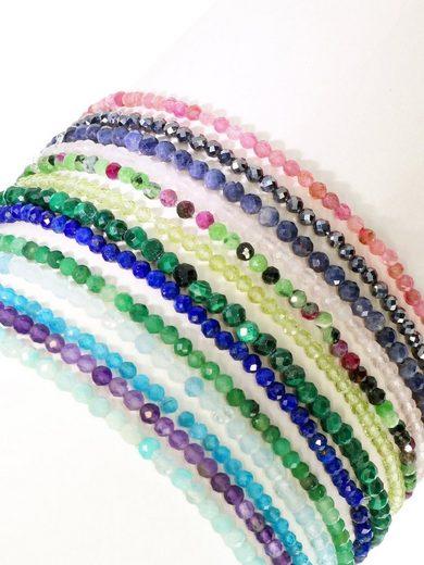 Adelia´s Armband »Andenopal pink Armband 17 18 cm«