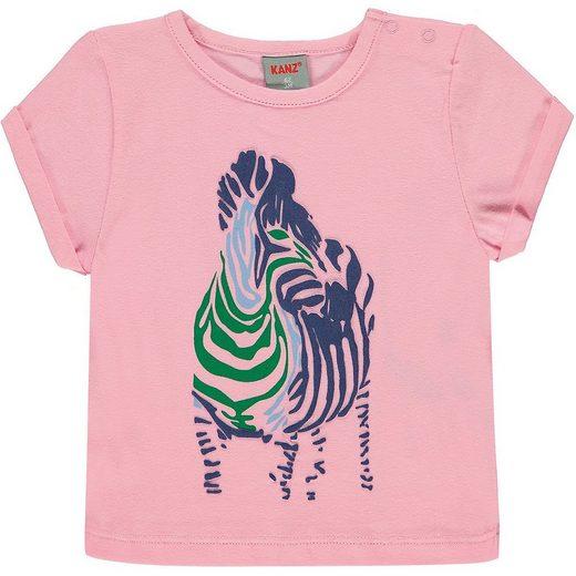 Kanz T-Shirt »Baby T-Shirt für Mädchen«